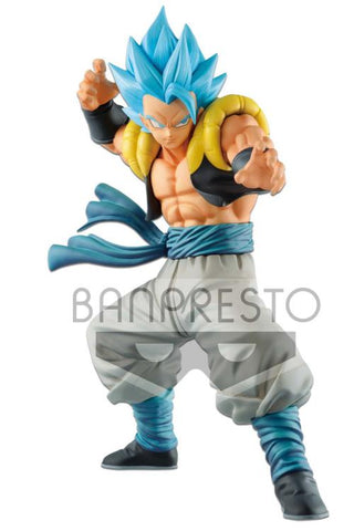 [PRE-ORDER] Banpresto: Dragon Ball Super Masterlise - Super Saiyan God Super Saiyan Gogeta