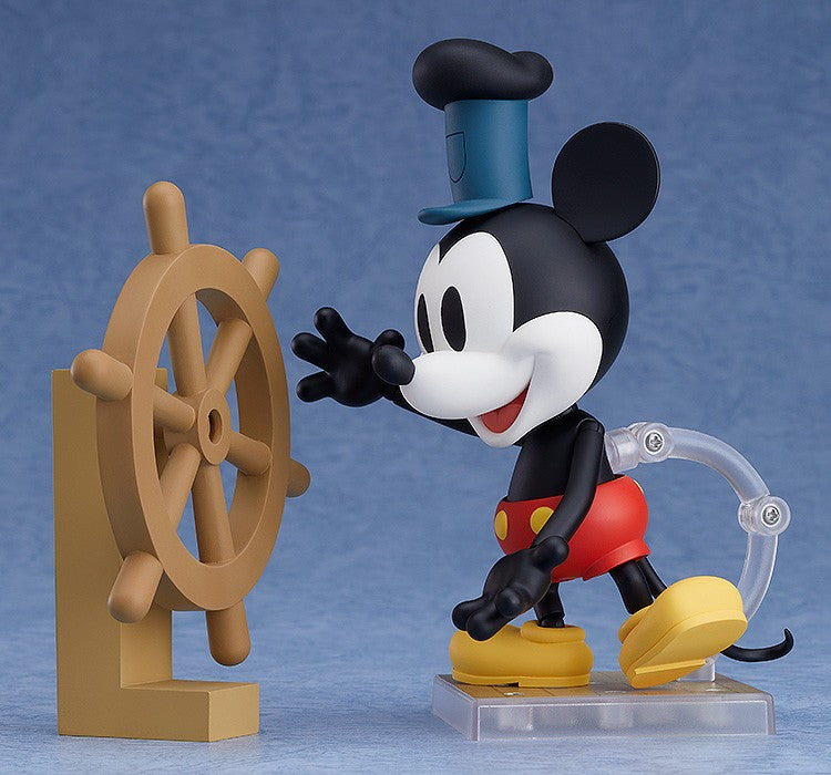 Nendoroid: Mickey Mouse - Mickey Mouse: 1928 Ver. (Color) #1010b