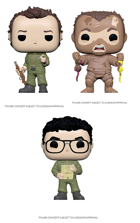 [PRE-ORDER] Funko POP! Stripes - Set of 3