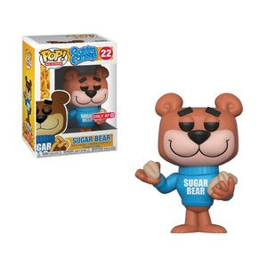 Funko POP! Golden Crisp - Sugar Bear Vinyl Figure #22 Target Exclusive