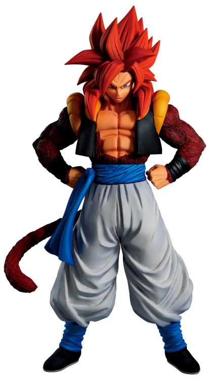 Bandai Masterlise Emoving: Dragon Ball GT-  Super Saiyan 4 Gogeta Figure
