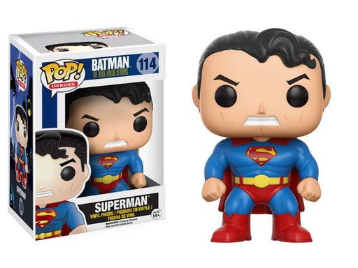 Funko POP! DC Heroes: The Dark Knight Returns - Superman Vinyl Figure #114 Preview Exclusives (PX) (NOT 100% MINT)