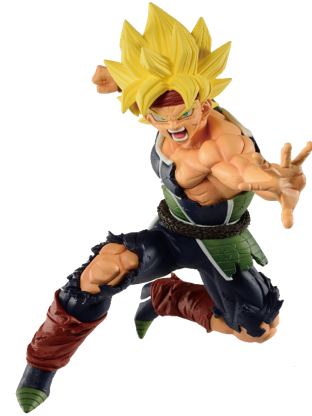 [PRE-ORDER] Bandai Ichiban: Dragon Ball Z Rising Fighters - Super Saiyan Bardock