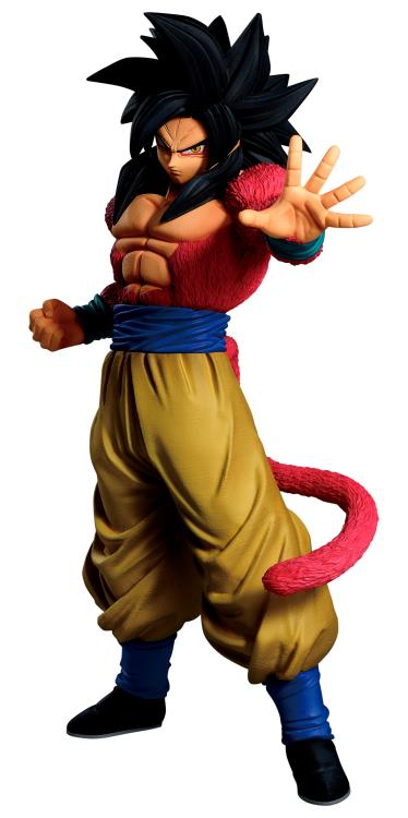 Bandai Masterlise Emoving: Dragon Ball GT-  Super Saiyan 4 Son Goku Figure