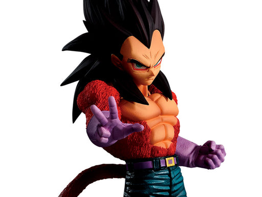 Bandai Masterlise Emoving: Dragon Ball GT-  Super Saiyan 4 Vegeta Figure
