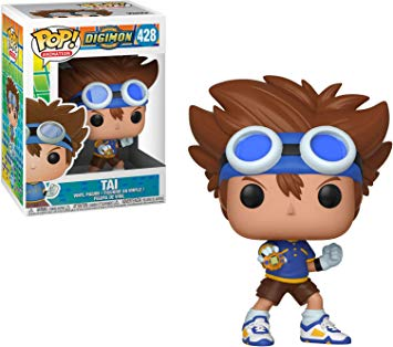 Funko POP! Digimon - Tai Vinyl Figure #428