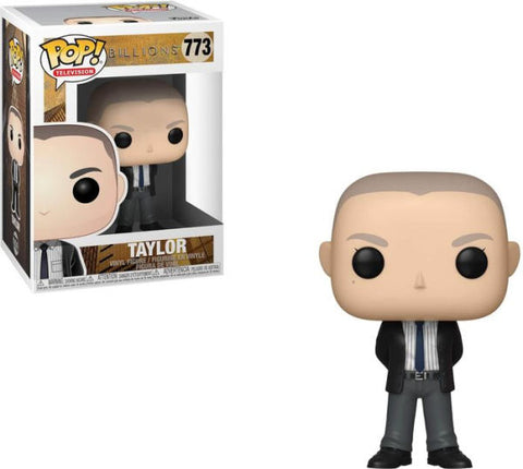 Funko POP! Billions - Taylor Vinyl Figure #773