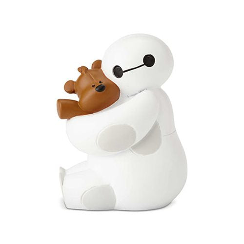 Disney Showcase: Big Hero 6 - Baymax with Teddy Bear Mini Figurine
