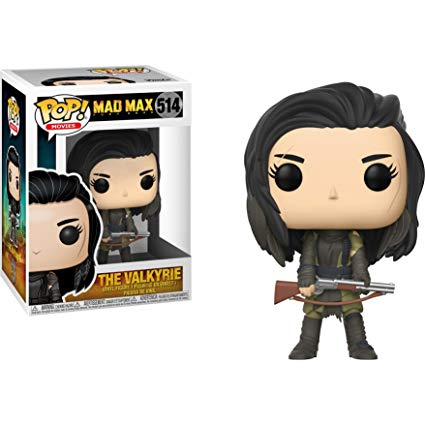 Funko POP! Mad Max Fury Road - The Valkyrie Vinyl Figure #514