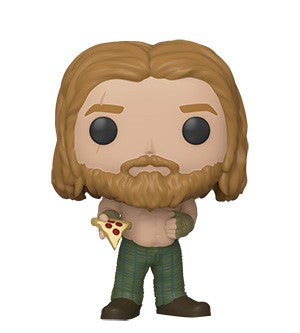 Funko POP! Avengers: Endgame - Thor with Pizza Vinyl Figure