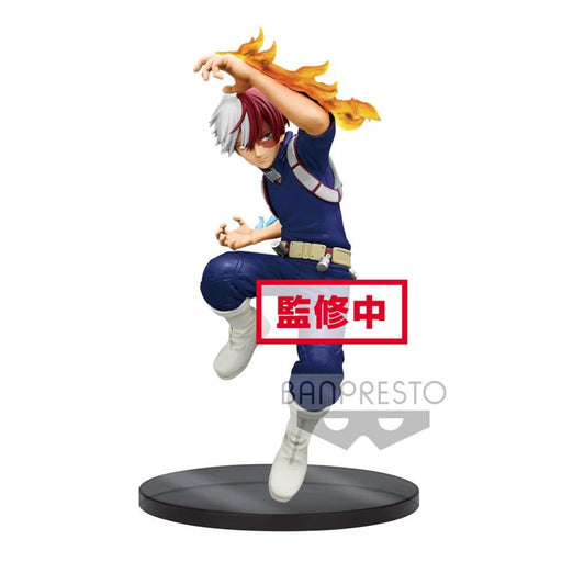 Banpresto: My Hero Academia The Amazing Heroes Vol. 2 - Shoto Todoroki Figure