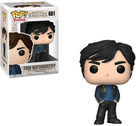 Funko POP! Mortal Engines - Tom Natsworthy Vinyl Figure #681