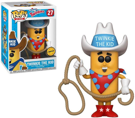 Funko POP! Ad Icons: Hostess - Twinkie the Kid Chase Vinyl Figure #27
