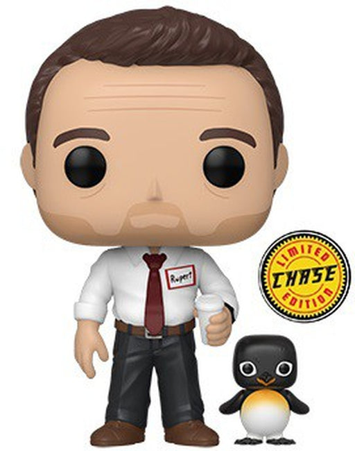 Funko POP! Fight Club - Tyler Durden Chase Vinyl Figure #919