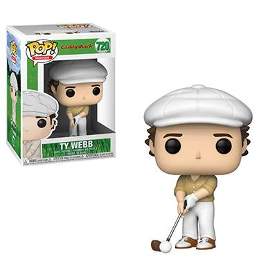 Funko POP! Caddy Shack - TY Webb Common Vinyl Figure #720