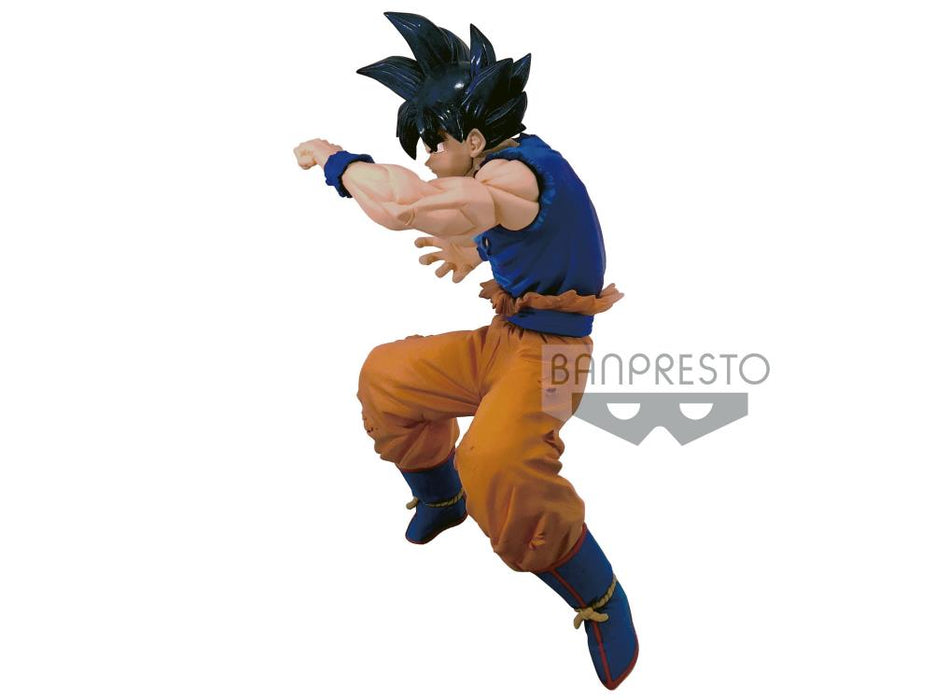 Banpresto: Dragon Ball Super The Movie Blood of Saiyans Special Ver. 2 - Ultra Instinct -Sign- Goku