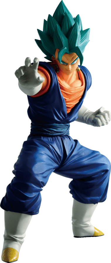 Bandai Masterlise Emoving: Super Dragon Ball Heroes - Vegito (Super Saiyan God SS) Ichiban Figure