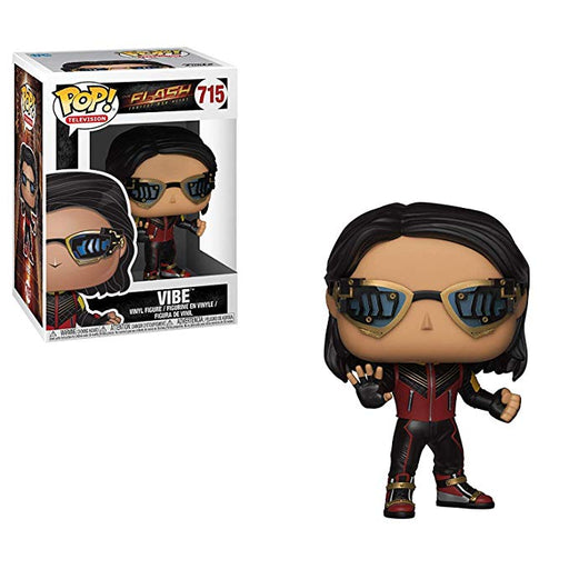 Funko POP! The Flash - Vibe Vinyl Figure #715
