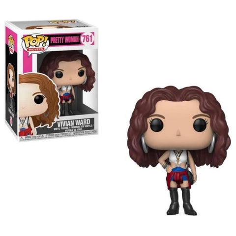[PRE-ORDER] Funko POP! Pretty Woman - Vivian Ward Common Vinyl Figure #761