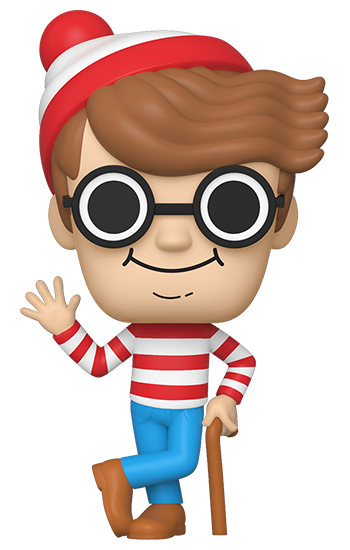 [PRE-ORDER] Funko POP! Where's Waldo - Waldo Vinyl Figure