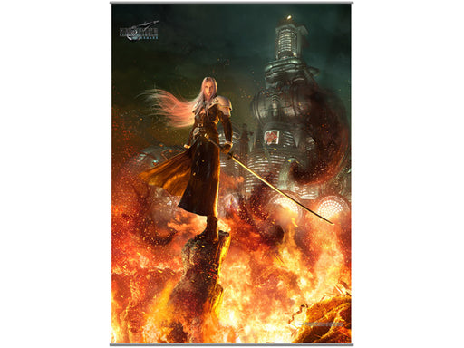 Square Enix: Final Fantasy VII Remake Wall Scroll Vol.2
