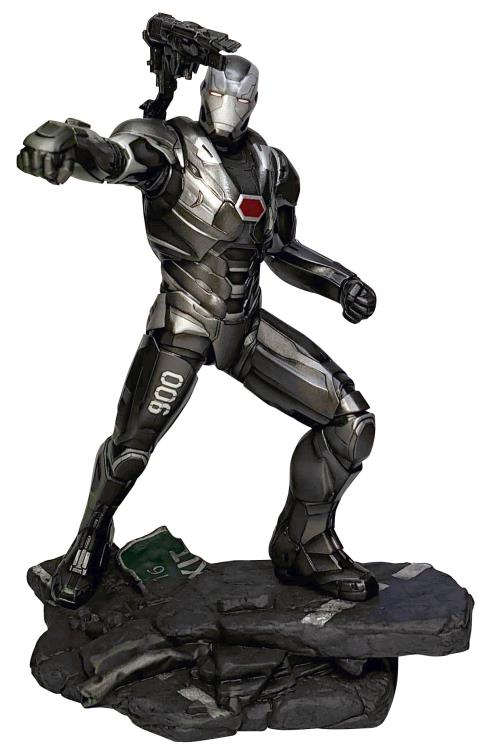 Marvel Gallery: Avengers: Endgame - War Machine PVC Figure