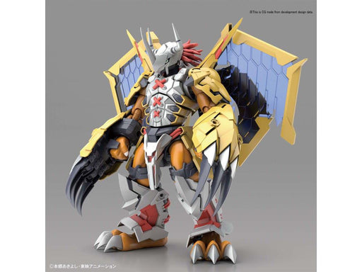 Figure-rise Standard: Digimon - Wargreymon (Amplified Ver.) Model Kit