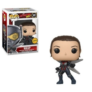Funko POP! Ant-Man & The Wasp - Wasp Chase Vinyl Figure #341