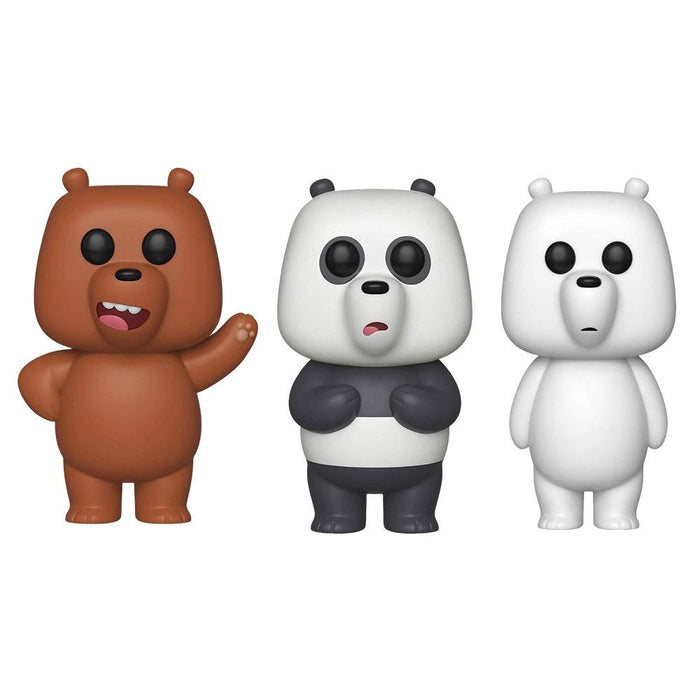 Funko POP! We Bare Bears - Set of 3