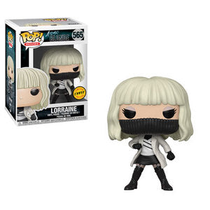 Funko POP! Atomic Blonde - Lorraine Broughton in White Coat Chase Vinyl Figure #565