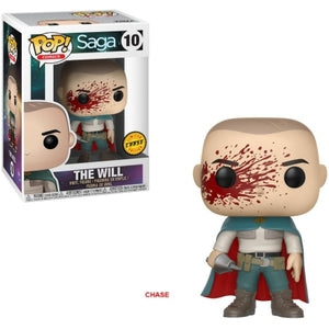 Funko POP! Saga - The Will Chase Vinyl Figure #10