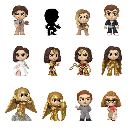 [PRE-ORDER] Funko Mystery Minis: Wonder Woman 1984 Mystery Minis - Case of 12