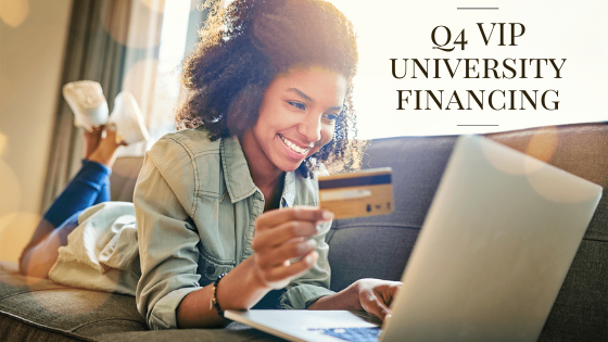 On The Fence About The Q4 VIP University? Help Inside!
