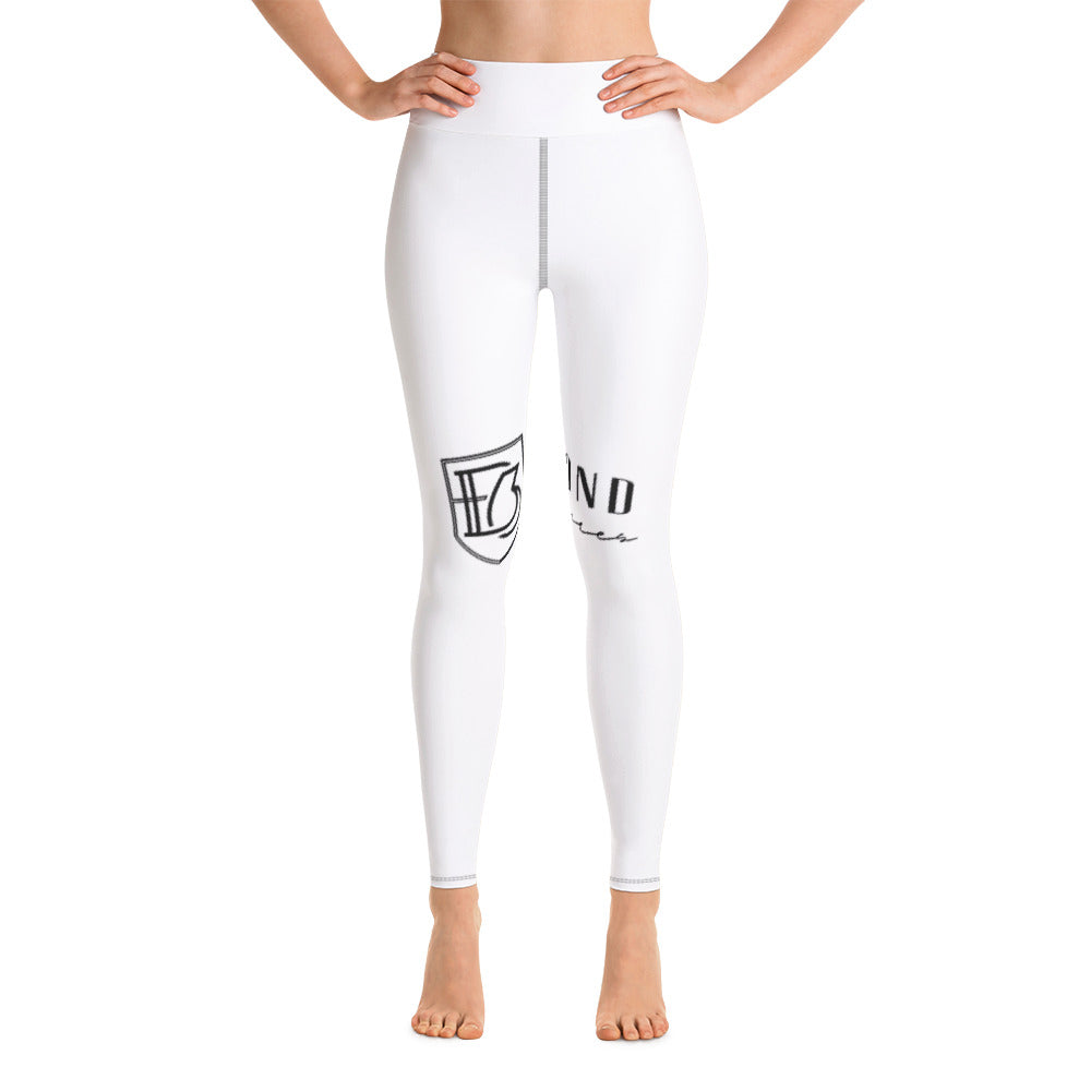 BeyondSixFigures Yoga Leggings
