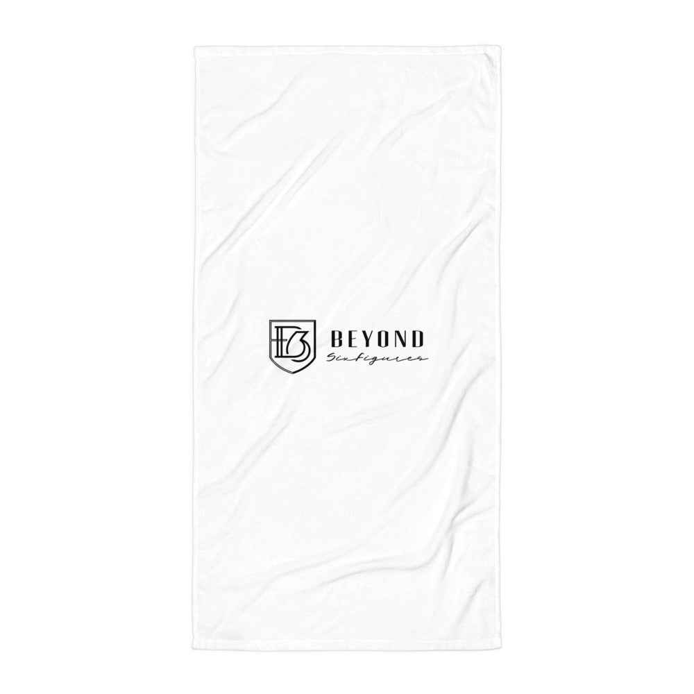 BeyondSixFigures Towel