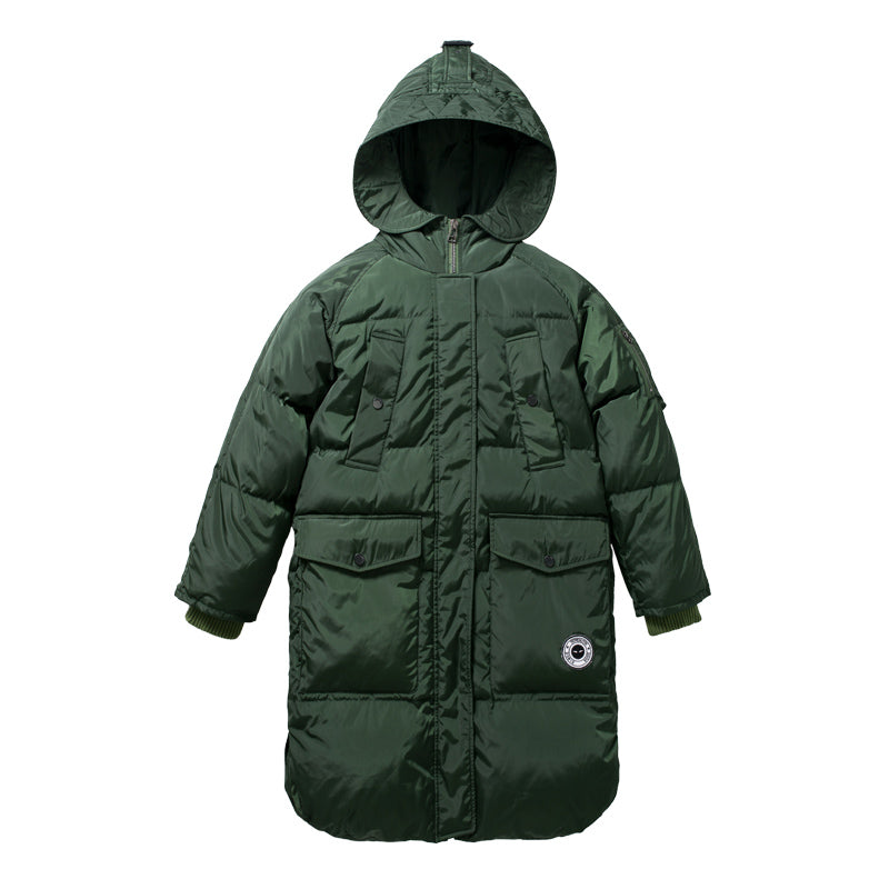 Long Down Parka