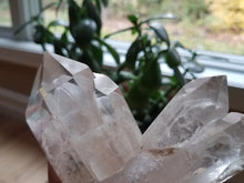 Himalayan quartz with Phantoms