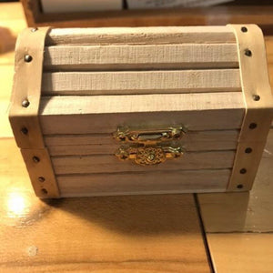Pirate Treasure Crystal Gift Chest