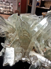 Himalayan Quartz, every termination has a Chlorite Phantom