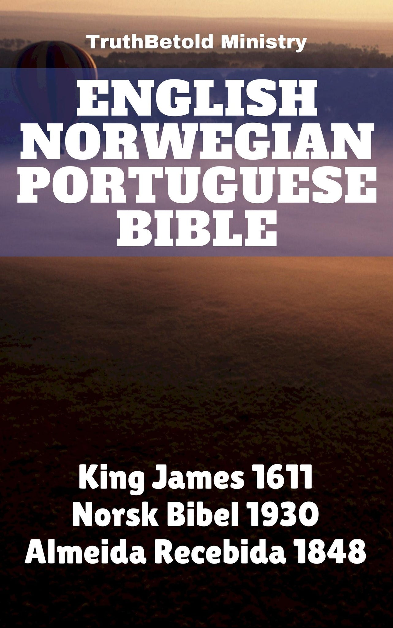 English Norwegian Portuguese Bible – TruthBeTold Ministry