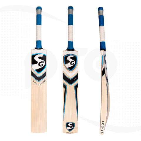 SG Players Ultimate Grade 1 English Willow  Cricket Bat SH