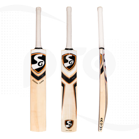 SG Fusion Super Grade 2 English Willow  Cricket Bat SH