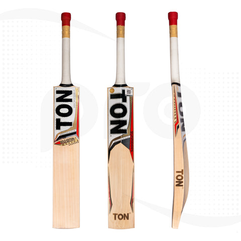 TON Gold Edition Grade 1 English Willow Cricket Bat - SH