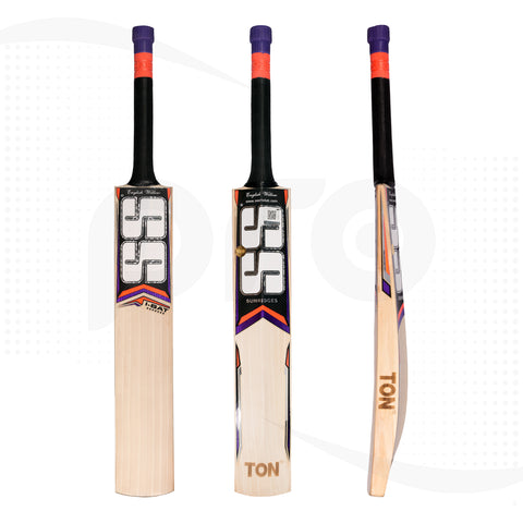SS I-Bat Grade 1 English Willow Cricket Bat - SH