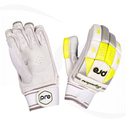 PRO Signature Premium Cricket Batting Gloves