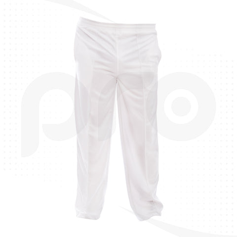 Cricket Clothing - White Cricket Pant - Super soft fabric