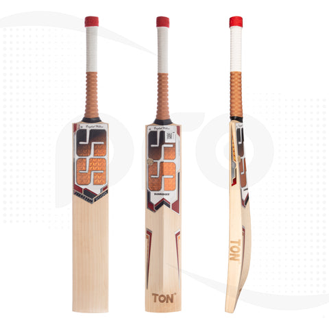 SS Master 2000 Grade 2 English Willow Cricket Bat - SH