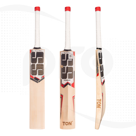 SS Master 9000 Player Grade English Willow Cricket Bat - SH