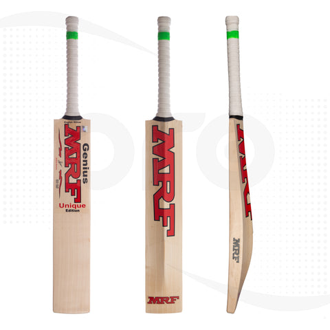 MRF Genius Unique Edition English Willow Cricket Bat