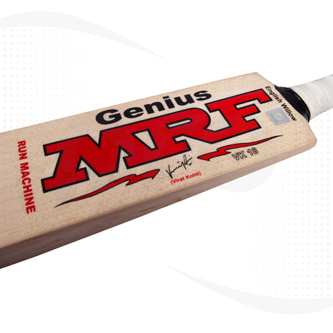 MRF Genius Run Machine Virat Kohli English Willow Cricket Bat